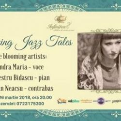 Infinitea Music InFusion- Blooming Jazz Tales