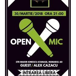 Stand-Up OPEN MIC Editia 4.0