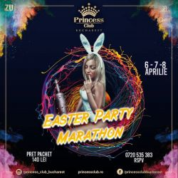Easter Party Marathon | Princess Club 6 - 7 - 8 Aprilie
