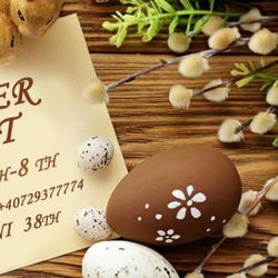 Easter Fest * Old Habits * 6th-8th of April