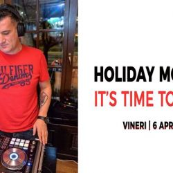 Holiday MOOD on - It`s time to party!