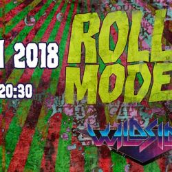 Roll Models & Wildside live in Yellow