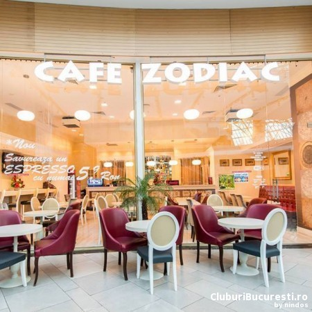 Cafe Zodiac Afi Palace