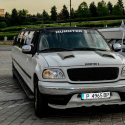 Ford Expedition Hunter 2