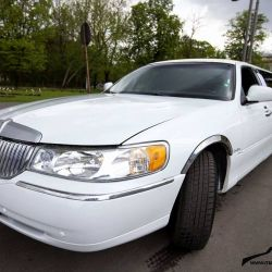 Lincoln Prezidential BlackRoof