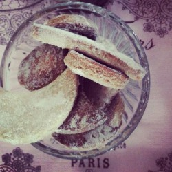 Time for tea  buttercookies while dreaming of Pari... Time for tea  buttercookies while dreaming of Paris with our french tea