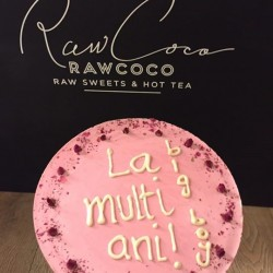 the rawcococake is on the way to your birthday par... the rawcococake is on the way to your birthday party barbone happybirthday we happy  rawcoco rawcocodesign rawcakes rawvegan