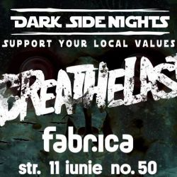 Dark Side Nights @ club Fabrica (str. 11 iunie, nr...