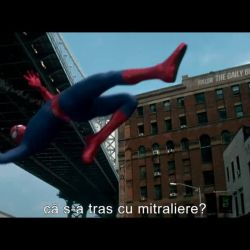 In The Amazing Spider-Man 2, Peter Parker (Andrew ...