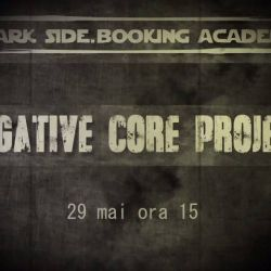 Negative CORE Project si O.N x RAGE va invita sa l...