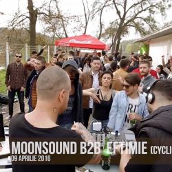 ~Good vibes with MoonSound and Eftimie~ <br /> Kudos Tour 〉 Iasi 〉 9 aprilie