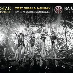 Let`s get wild! ;) - at Bamboo Club Bucuresti