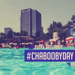 Every summer has its own story! Chaboo by day, every saturday! Info&RSPV: 0755.171.717 #aboutthissummer #music #sun #dance #pool