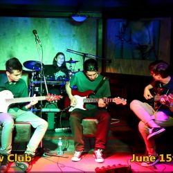 Open Stage @ Yellow Club June 15th 2016 /3