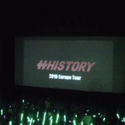 HISTORY - EUROPE LIVE TOUR 2016<br /> Bucharest, Romania <br /> February 27th, 2016<br /> <br />  Kompas Events Romania<br /> http://www.kompasevents.ro/<br /> https://www.facebook.com/kompasevents<br /> <br />  Asociatia Culturala Mall4Art<br /> htt