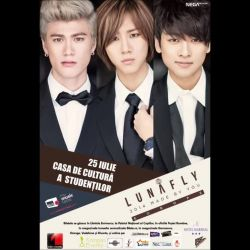 LUNAFLY in Romania<br /> Bucuresti | 25 Iulie 2014<br /> Casa de Cultura a Studentilor <br /> Detalii eveniment: <br /> https://www.facebook.com/events/627644973979842/