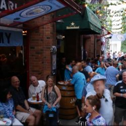 #BestMoments of Manchester City Fans @ The Drunken Lords <br /> Monday & Tuesday the 15-16th of August 2016 <br /> <br /> #BestMoments #MCFC #ManchesterCityFansmeetsTheDrunkenLords #TheDrunkenLords #footballfever #drunkenlife #drunkenfriends #drunken