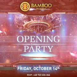 The date? Friday, October 14th!<br /> <br /> The aim? To break the rules and make the unexpected happen!<br /> <br /> We`ll do it for you, because we`re DESIGNED TO ENTERTAIN YOU! ;)<br /> #openingparty #newseason #inspiredtoinspire<br /> <br /> RSVP