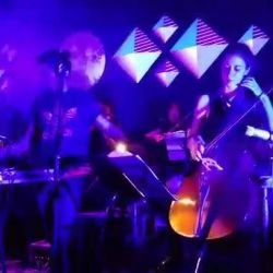 And a video GOLAN & MUSE QUARTET // MOONSOUND // VICTOR STANCOV // EUSEBIO DIGITAL