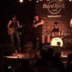The R.O.C.K. AC/DC Tribute - Live in Hard Rock Cafe Bucharest
