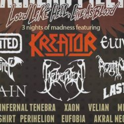 Bleeding Utopia va invita la Metalhead Meeting Festival !