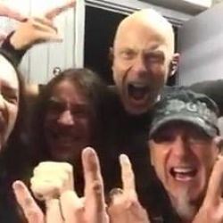 ACCEPT - 14 decembrie / Arenele Romane - Warmup party Metalhead Meeting ! Be There. Un mesaj video din partea trupei poate fi urmarit mai jos