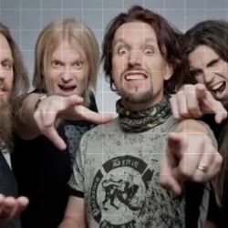 Spot frumos :) Sonata Arctica, Trooper, An Theos si Shifting Sands pe 15 iulie la Arenele Romane din Bucuresti !<br /> <br /> #sonataarctica #trooper #antheos #shiftingsands