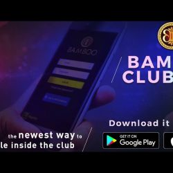 Discover a new way of meeting people and party with them by registering to the first phone app created by and with your feedback!Download it for FREE from AppStore or GooglePlay!#BambooClubAppYou`re gonna Looove it! 3