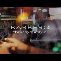 This is Barbero #brushyourstyle and that`s how we ...
