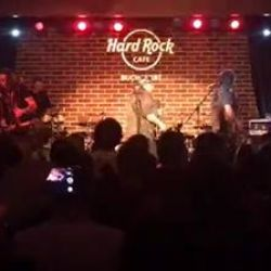 Cargo Live Hard Rock Cafe Bucharest