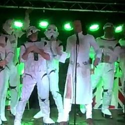 Every night at Mojo is special but tonight it`s out of this world :)#Karaoke #epic #nights #StarWars