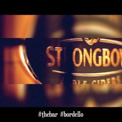 Visit the bar, taste the craftsmanship, have a good time! All in one place at Bordello Bar