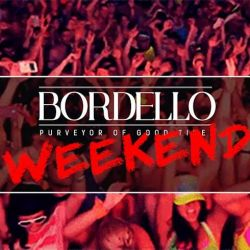 The weekend, the party, the memory #bordello #legendary #theoriginal #sunrise