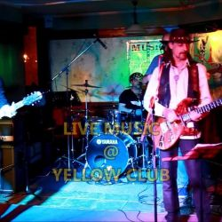 - Live Music@ Yellow Club - Ride on Band in The Yellow Club 11.03.2017