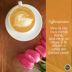 Continuăm seria The Coffee Games!