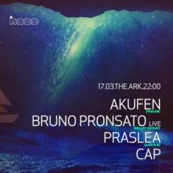 Listening to Praslea [a:rpia:r]Catch him on 17th of March The ARK Bucuresti playing alongside Akufen, Bruno Pronsato and CapMore info here: HAOS w. Akufen, Bruno Pronsato, Praslea, Cap