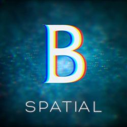 It`s going to be... SPATIAL <br /> <br /> #seeyousoon