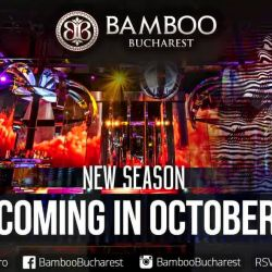 Bamboo Bucharest kicks off the new season in October!<br /> <br /> Stay tuned! ;)
