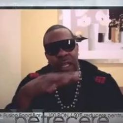Busta Rhymes- Message for his fans! <br /> Check the video!