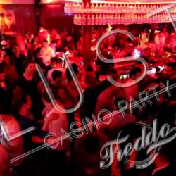 Casino Lust Party every Wednesday @ Freddo! Don`t miss!