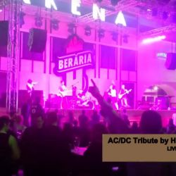 Daca e Miercuri e Tribute Night !<br /> AC/DC Tribute by High Voltage @Beraria H<br /> #tributenight