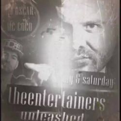 #theentertainers - MC Coco - DeeJay Oscar - Friday & Saturday exclusive @ theVintage