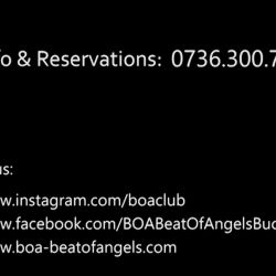 NEW VIDEO - BOA SUMMER MAD MIX <br /> Info & reservations: +40736300700