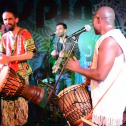 IKHAYA BAND revine la JAZZ PONG Social Club!<br /> Sambata, 26 septembrie<br /> Rezervari: +40733108475