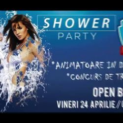 Crazy Night @ Blue Club !!!<br /> SHOWER PARTY !!!<br /> Enjoy the #Blue FEVER !!!<br /> Be #Blue !